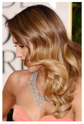 The latest trends in hair color… Sombre` and Balayage..